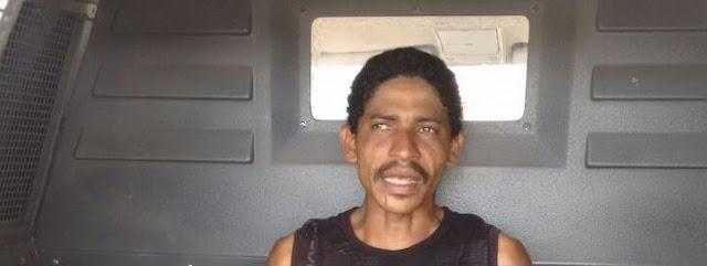 Marido mata esposa com golpes de faca e é preso pela polícia