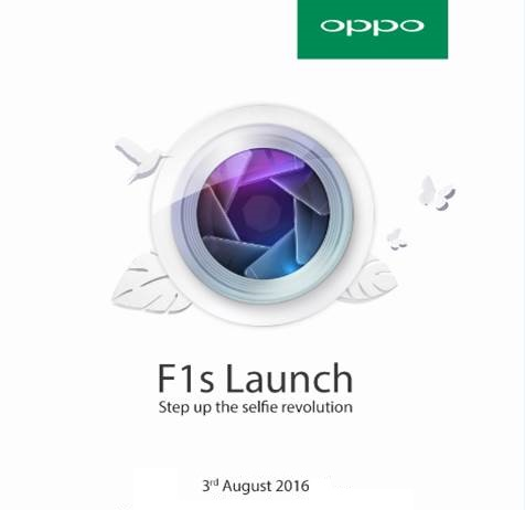 Oppo F1s Launch