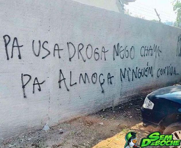 CHAMA PRA UM ALMOCINHO DE DOMINGO