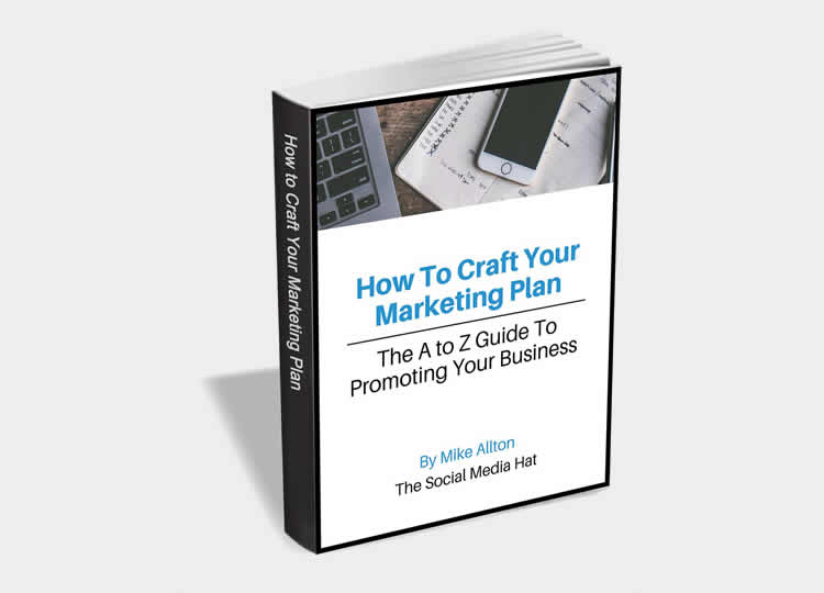 How To Craft Your Marketing Plan Free eBook