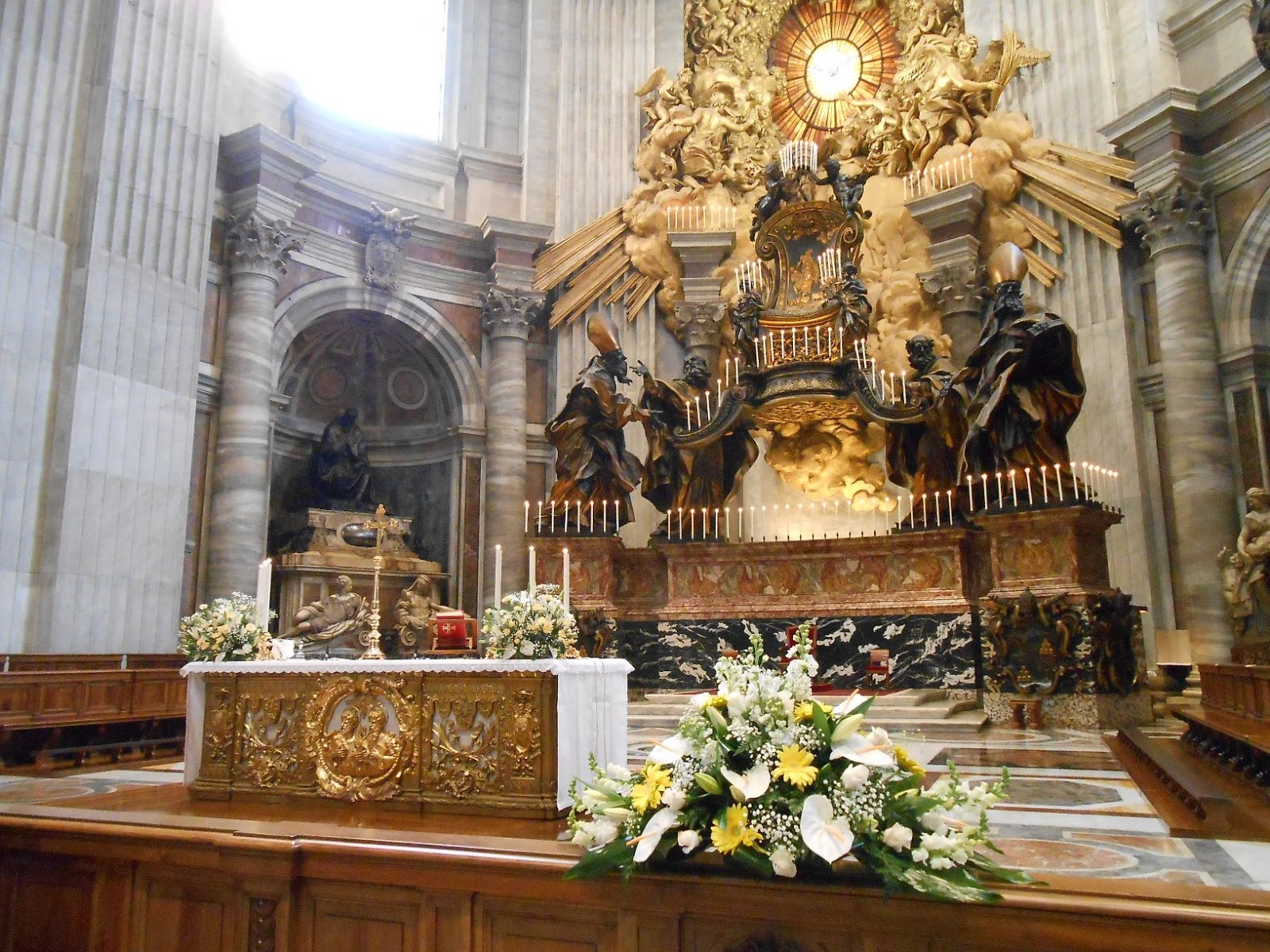 New Liturgical Movement Decorations Of The Vatican