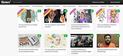 negocio con fiverr.com