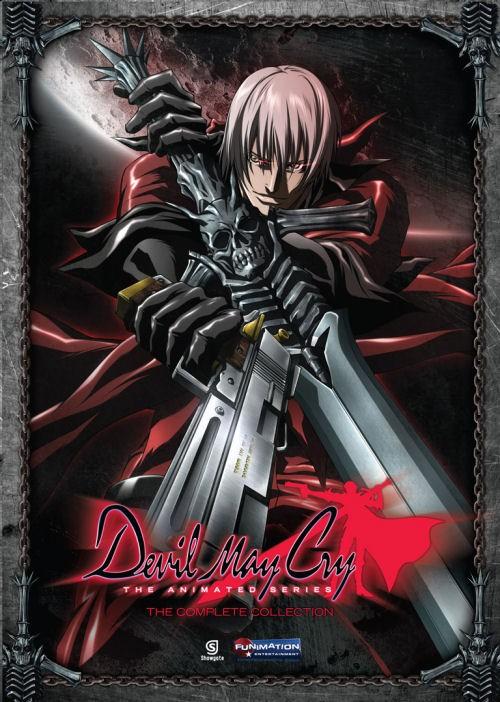 Devil Reboot Cry Dante May