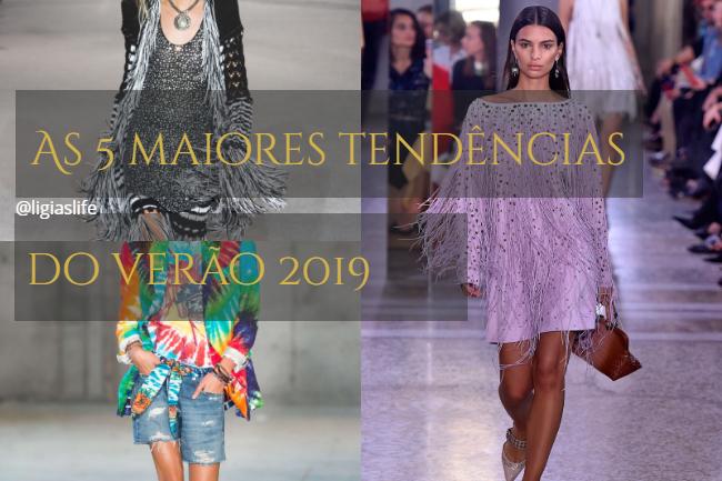 ee03466ce As 5 maiores tendências do verão 2019   Top 5 summer fashion trends ...