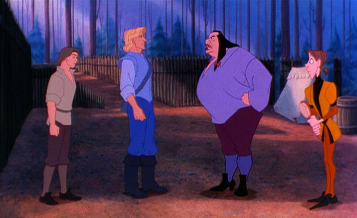 AuthorQuest: Analyzing The Disney Villains: Governor