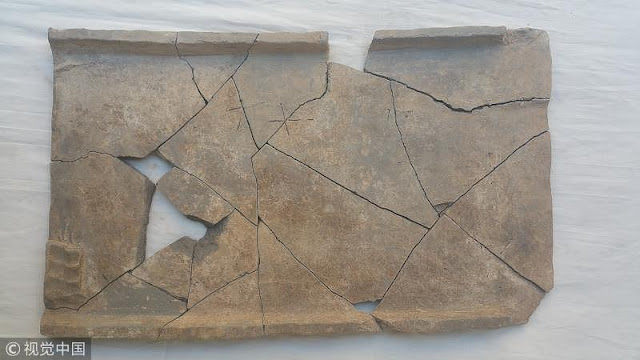 Archaeological finds suggest Yan'an fortification at least 2,300 years older