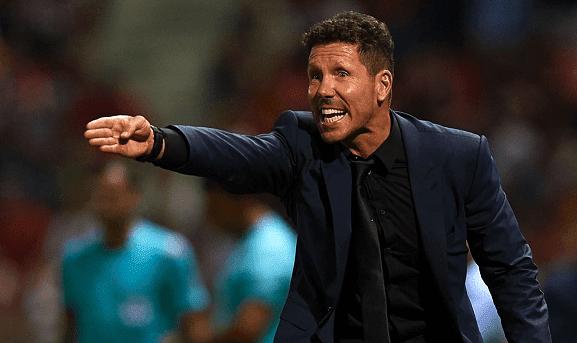UEFA Avrupa Ligini Kazanmış Teknik Direktörler - Diego Simeone - Kurgu Gücü