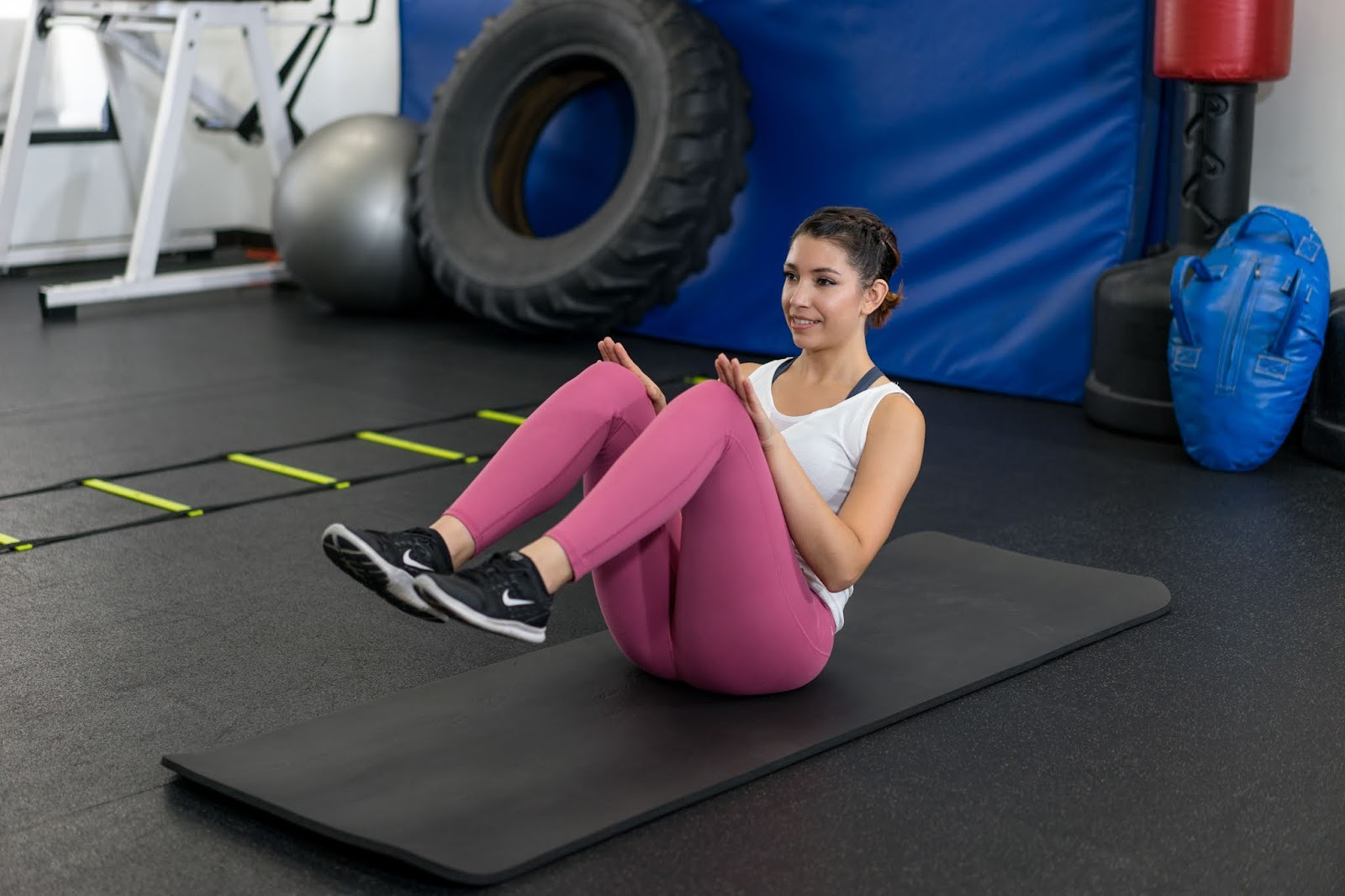 personal trainer pasadena coach rollie fitness fat loss