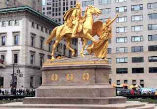 William Tecumseh Sherman Statue