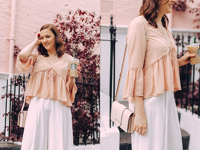 Lauren Rose Style Spring Lookbook // Fashion Blogger London OOTD Summer // Shop Tobi
