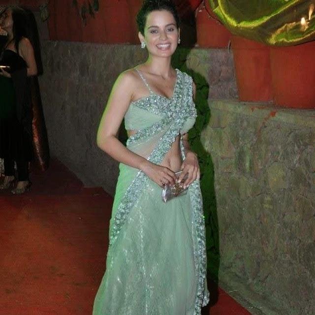 throwback , - kangna at a marriage party ! my life kangna , kangana ranaut , bollywood , actress , saree , pretty , beautiful , marriage , party ,, Kangana Ranaut Latest Style File