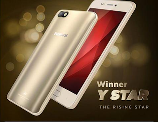 Cara Flash Firmware Evercoss Winner Y Star U50A