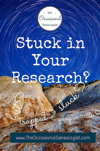 Are you stuck in your research? Try this solution.