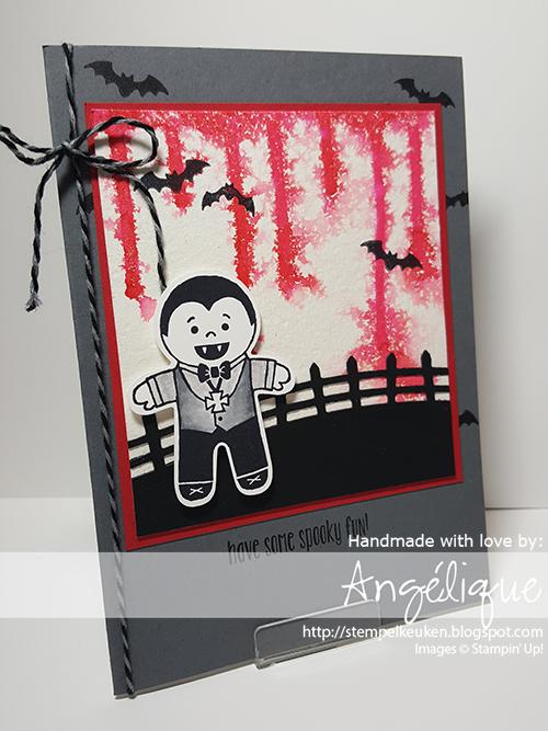 http://stempelkeuken.blogspot.com #CookieCutterHalloween #Halloween #GhoulishGrunge #SpookyFun #HalloweenScenesEdgelitsDies #RealRed #ArchivalBasicBlack #ArchivalBasicGray #BigShot #BakersTwine #Stempelkeuken
