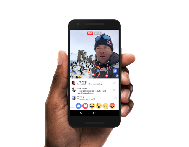 Facebook has announced another feature for its user where they will be able to broadcast live video now.
