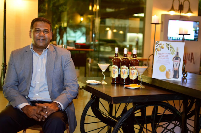 Mr Kay Pillay, DISTELL-MD Asia Pacific and Middle East-