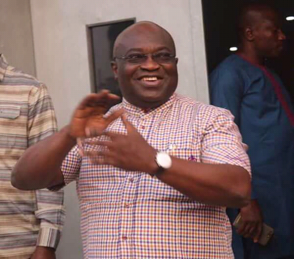Ikpeazu nominated as Authority newspaper's Governor of the year 2017