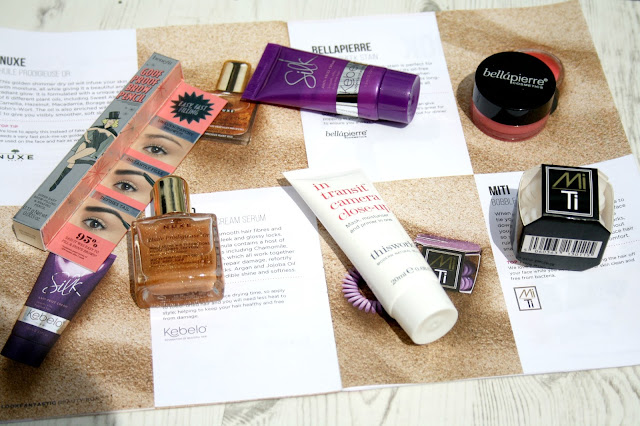 Lookfantastic Beauty Box July Edition #LFSummerlovin