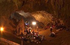 Rescate en vivo de los niños atrapados en una cueva en Tailandia