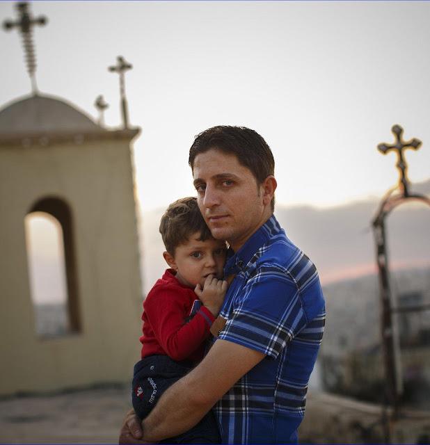 Cristãos emigrados pensam em voltar para o Oriente Médio. Na foto Mosul, Iraque.
