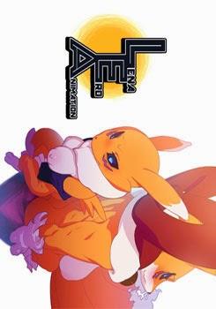 Digimon-Renamon la animación erótica