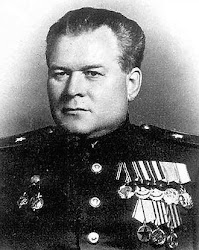 Vasili Blokhin Chief Executioner and Commander People's Commissariat for Internal Affairs (NKVD)