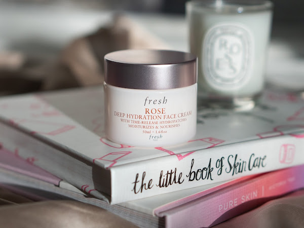 FRESH Rose Deep Hydration Moisturizer - Review
