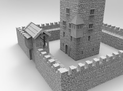 The Towerhouse + walls picture 2
