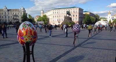 Україна відсвяткувала православний Великдень