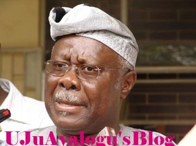 Bode George warns Buhari against another civil war, tells Saraki, Dogara what to do