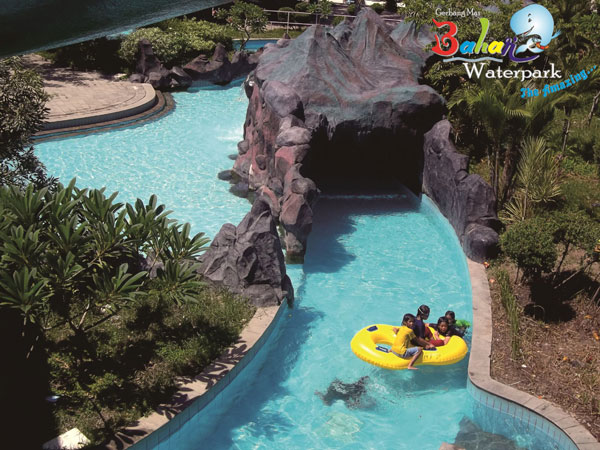 Gerbang Mas Bahari Waterpark