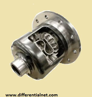 Limited Slip Differential.
