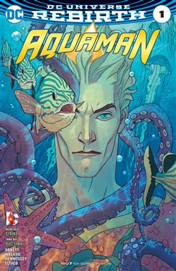 Aquaman 2016 – Truyện tranh