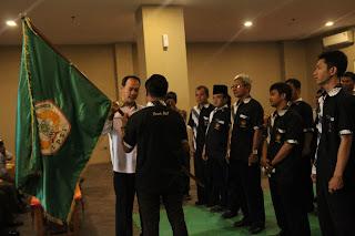 Pengurus Ikatan Pencak Silat Indonesia (IPSI) Kebumen Periode 2015-2019 Resmi Dilantik