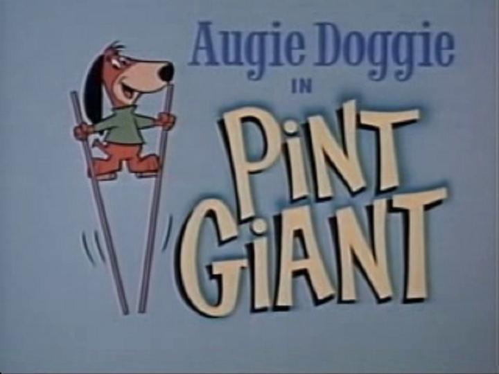 Yowp Augie Doggie Pint Giant