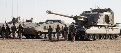 Αναφορές για επικείμενη στρατιωτική επέμβαση της Σαουδικής Αραβίας στο Κατάρ