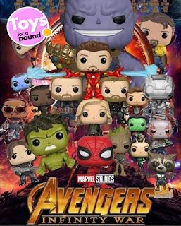 Avengers Funko