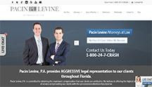 Pacin Levine PA - Miami Motor Vehicle Accidents Law Firm