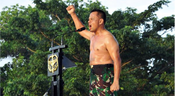 Allahu Akbar! Panglima TNI Siap Kirim Pasukan TNI ke Rohingya