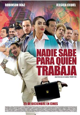 Nadie Sabe Para Quien Trabaja 2017 Custom HD Latino 5.1