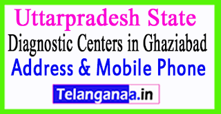 Diagnostic Centers in Ghaziabad In Uttarpradesh