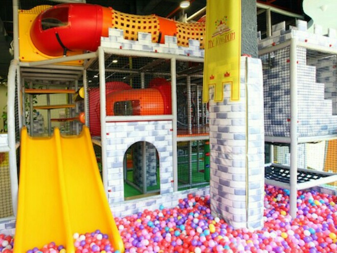 1st Indoor London Theme Park Playland, The Parenthood