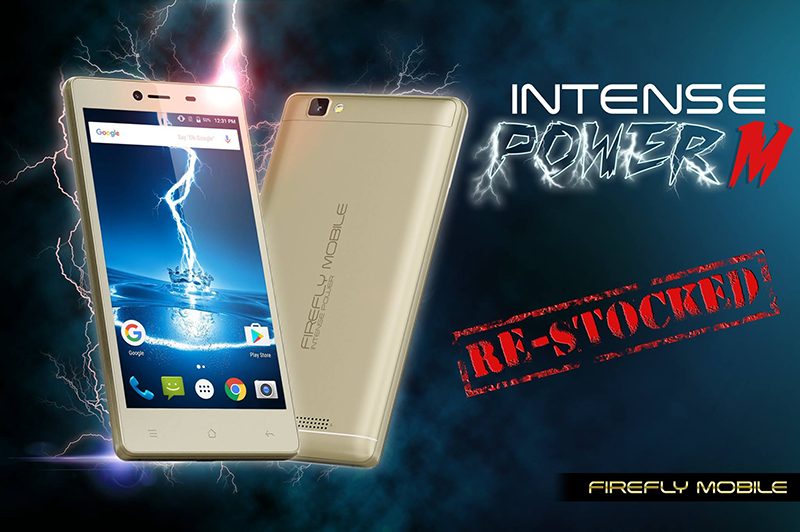 Firefly Intense Power M Announced, Now Runs With Marshmallow OS