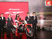 AHM Luncurkan All New Honda CRF150L