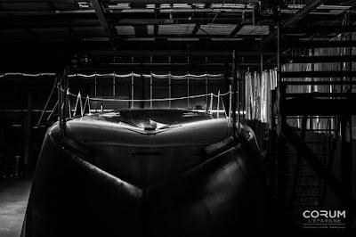 Pour le Vendée Globe, CORUM L'Épargne soigne son nouveau bateau