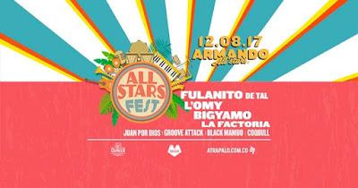 ALL STARS FEST EN ARMANDO (FIESTA)