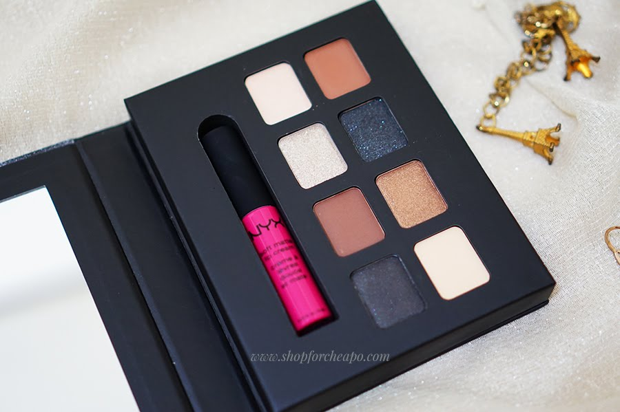 nyx wanderlust city set paris