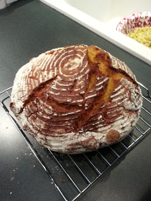 Levain Bust Out