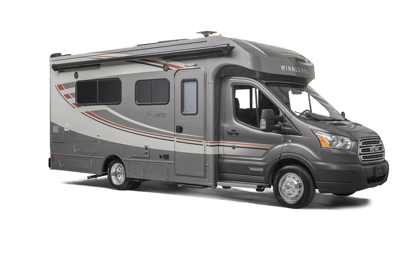Ford Transit Platform To Grow Rv Presence In 16 Rv