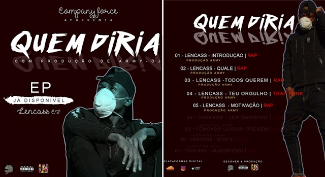 Lencass CF - (EP) Quem Diria | Download mp3 Music